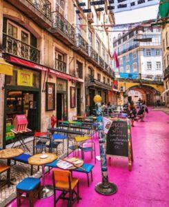 Pink Street (jediná fotka stiahnutá z netu