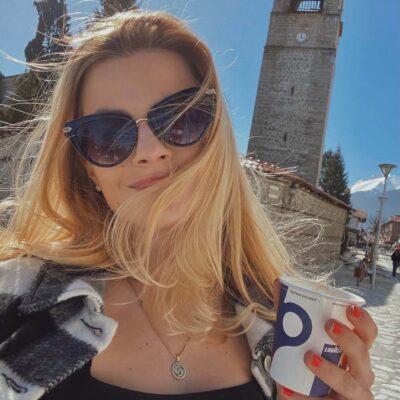 Automatová káva v Bansku