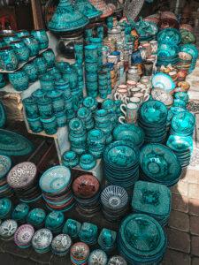 Marocká keramika