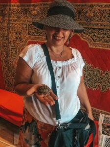 lleba-mama a korytnačka