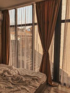 Naše ubytovanie v Kutaisi