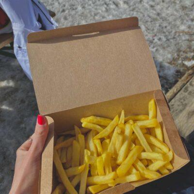 Diétka v Bansku na svahu