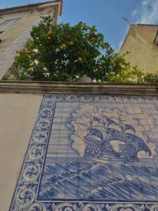 Známe portugalské mozaiky