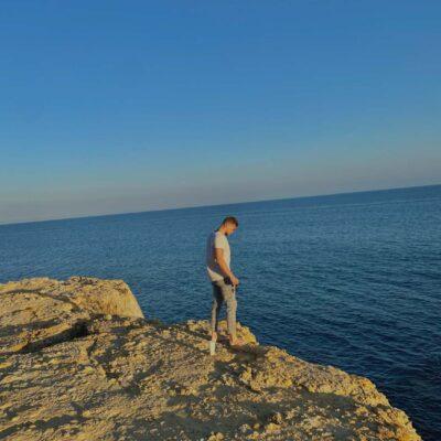 Na útese v Albufeire