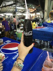 Coca cola all over the world