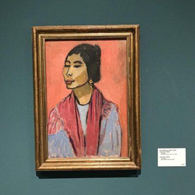 Henri Matisse - Joaquina (Veletržní palác)