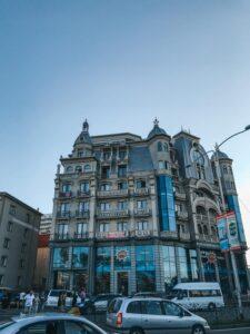 Batumi - architektúra
