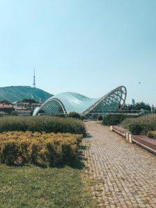 Tbilisi - Bridge of Peace