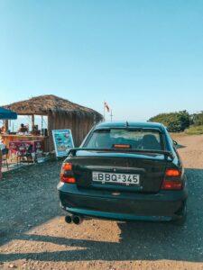 Klasické gruzínske autá