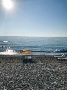 Batumi - pláž