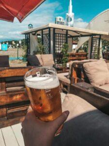 Pivo v Batumi