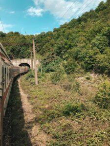 Železničná trať Tbilisi - Kutaisi