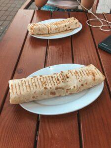 Najlepší kebab v Batumi