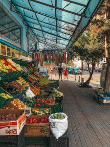 Gruzínsky trh