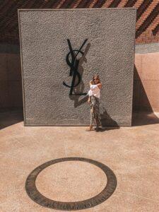 """Najznámejšia """"fotostena"""" v Marrakechi"""